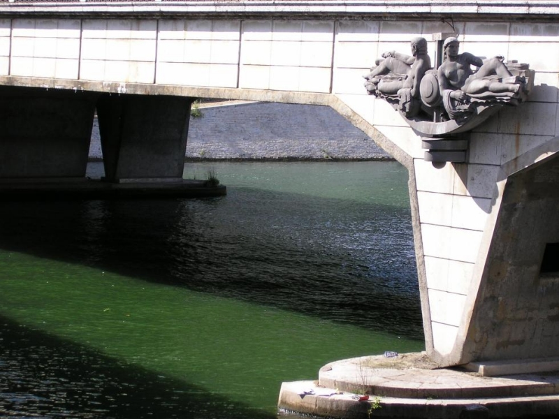 Le pont Kitchener